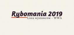 Rybomania Warszawa 2019 – lista wystawców