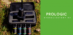 Sygnalizatory brań Prologic K3