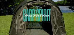 Namiot karpiowy Carp Spirit Arma Skin Dolmen i Baby Dolmen