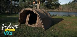 Prezentujemy namiot Prologic Commander Vx2 z narzutą