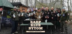 Zimowy Maraton Karp Klub Bytom  - fotorelacja