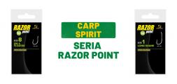 Haki karpiowe Carp Spirit Razor Point – seria na różne sytuacje
