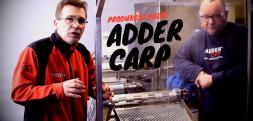 Zobacz jak wygląda proces produkcji kulek Adder Carp