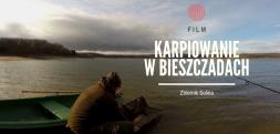 Karpiowanie w Bieszczadach - film