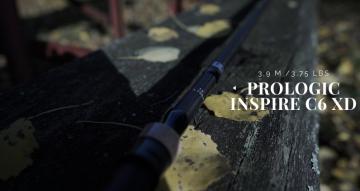 Prologic Inspire C6 XD - karpiówka do ekstremalnie dalekich rzutów