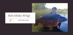 Było blisko 30 kg – Rekord na Jeziorze Miłoszewskim