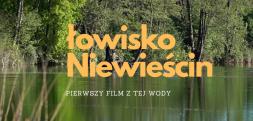 Pierwszy film z nowego łowiska Niewieścin