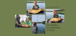 10 letni Bartek i jego wielki karp
