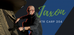 Przyglądamy się nowemu modelowi namiotu Jaxon XTR Carp 204