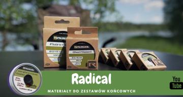 Nic więcej nie potrzeba…materiały do zestawów końcowych Radical