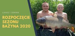 Życiówka i rekord łowiska specjalnego Bażyna