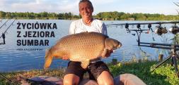 Życiówka na Jeziorze Sumbar w Chorwacji