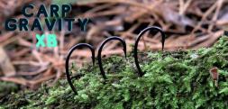 Haczyki karpiowe Carp Gravity XB