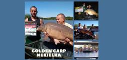 Golden Carp Nekielka 2020 - wyniki zawodów