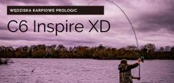 Wędziska karpiowe Prologic C6 Inspire XD