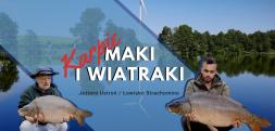 Zobaczcie film  z zasiadki Karp Maxa na Jeziorze Ustroń (łowisko Strachomino)