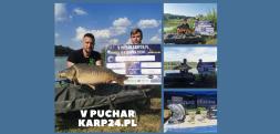 127 kg dało zwycięstwo w V Pucharze Karp24.pl