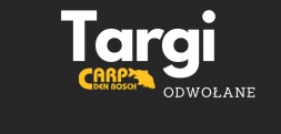 Targi Carp Zwolle (Carp Den Bosch) 2021 zostały odwołane