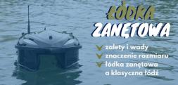 Łódka zanętowa – zabawka czy sposób na złowienie karpia?
