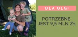 Córka karpiarz Olga potrzebuje najdroższego leku świata! Trwa zbiórka pieniędzy