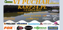 VI Puchar Karp24 – ruszyły zapisy na zawody karpiowe