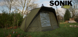 Film. Namiot karpiowy Sonik AXS