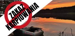 Zakaz wywózki w Okręgu PZW Poznań