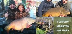 II Zimowy Maraton Karpiowy na łowisku Zumerek – wyniki