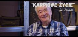 Jan Zawada opowiada o karpiowym życiu