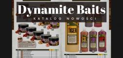 Katalog nowości Dynamite Baits na 2021 rok
