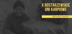 X Rostarzewskie Dni Karpiowe - aktualne wyniki