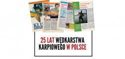 25 lat wędkarstwa karpiowego w Polsce - poznaj historię