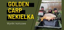 Sławomir Kopeć, Piotr i Paweł Maciak wygrali Golden Carp