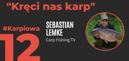 Wychowany w pontonie – Sebastian Lemke, Carp Fishing TV