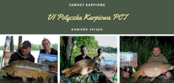 VI Potyczka Karpiowa PCT na łowisku Jerzyn
