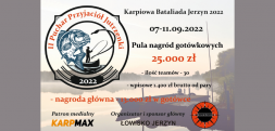 II Puchar Przyjaciół Jutrzenki Karpiowa Bataliada Jerzyn 2022 – zapisy
