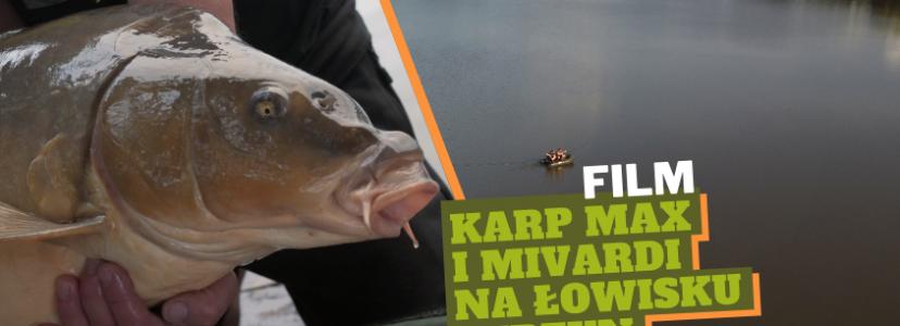 Karp Max i Mivardi na łowisku Jerzyn. Film