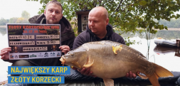Złoty Korzecki Big Fish - wyniki