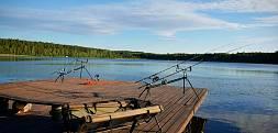 2M1 Jezioro Tuszynek. Zasiadka z FishFood