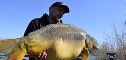 Otwarcie sezonu z życiówką na łowisku Dzika Woda. +ujęcia z kamery podwodnej