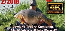 Big Fish Karp 22,20 kg !!! Zawody Karpiowe ,,Majówka z Fish Food