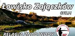 JESIENNA ZASIADKA NA ŻWIROWNI - ŁOWISKO ZAJĄCZKÓW (12-14.10.2018)