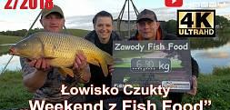 Relacja z zawodów karpiowych ,,Weekend z Fish Food