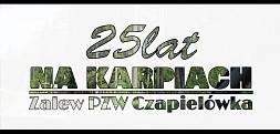 25lat NA KARPIACH - Zalew PZW Czapielówka