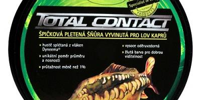 Plecionka karpiowa Total Contact