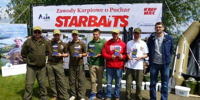 3 TONY NA IX PUCHARZE STARBAITS