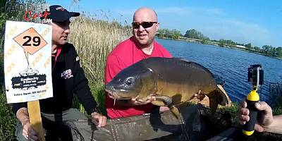 WIDEO. ADDER CARP TEAM NA KONSZACHTACH Z FOXEM