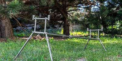 TEST - MAD COMPACT STAINLESS ROD POD