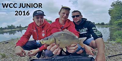 JUTRO PREMIERA FILMU Z WORLD CARP CLASSIC JUNIOR
