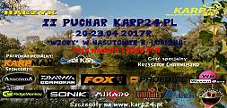 II PUCHAR KARP24.PL – ZAPISY. POD PATRONATEM KARP MAXA